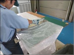 2020 梱包材廃棄物の削減