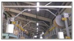 2020 省エネルギー設備LEDライトの導入 改善前(倉庫)